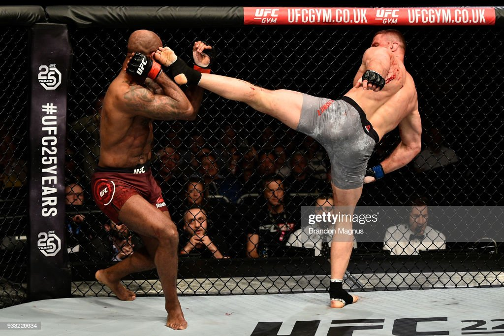 UFC Fight Night: Manuwa v Blachowicz : News Photo