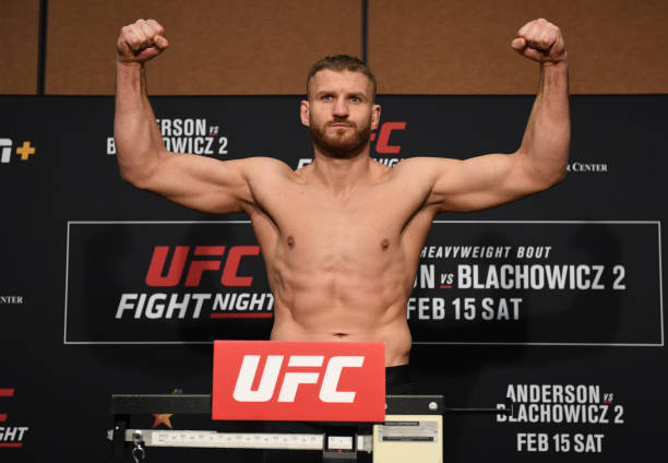 NM: UFC Fight Night Anderson v Blachowicz 2: Weigh-Ins