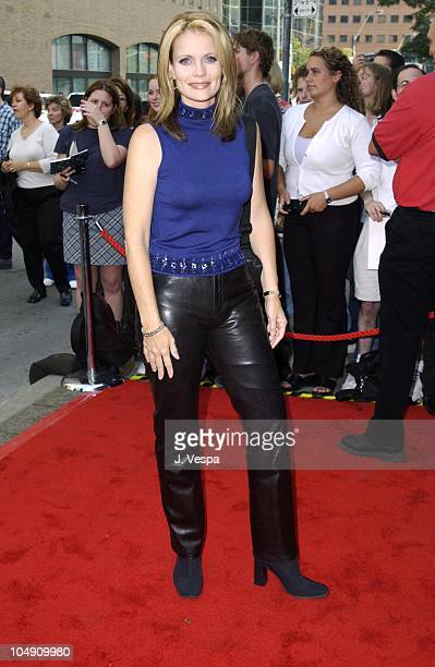 Jan Carl at the world premiere of Artisan Entertainment's Novocaine at the Toronto International Film Festival Opens Nationally November 16 2001