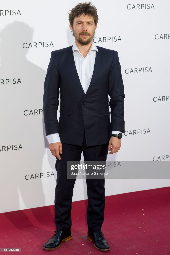 Penelope Cruz Presents Carpisa at Italian Embassy in Madrid