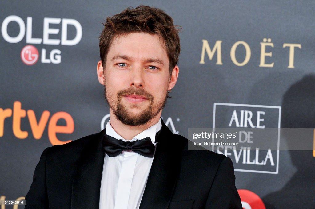 Goya Cinema Awards 2018 - Red Carpet