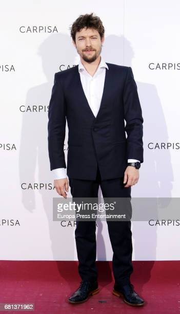 Jan Cornet attends the opening of new Carpisa stores on May 9 2017 in Madrid Spain