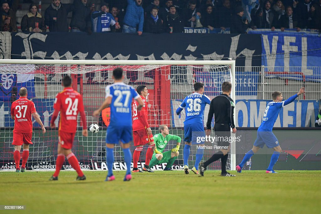 Union Berlin v VFL Bochum - 2 Bundesliga : News Photo
