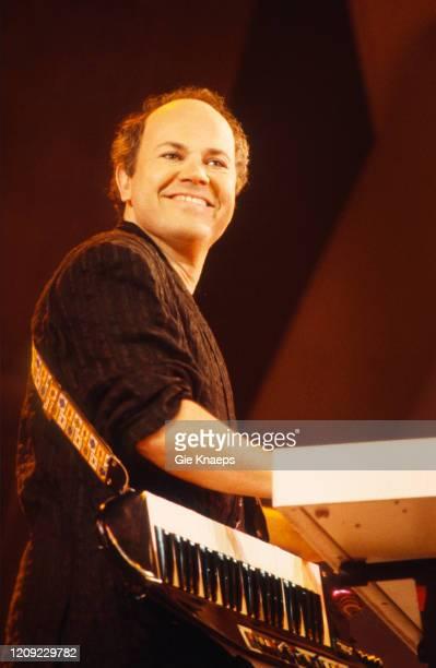 Jan Hammer, Diamond Awards Festival, Sportpaleis, Antwerpen, Belgium, 27 November 1987.