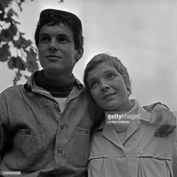 Jan Himp und die kleine Brise, Fernsehfilm, Deutschland 1966, Regie: Arthur Maria Rabenalt, Darsteller: Ulli Lommel, Gila von Weitershausen.