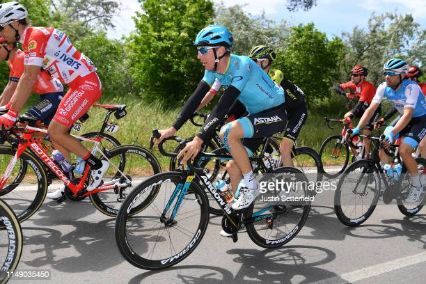 Jan Hirt of Czech Republic and Astana Pro Team / during the 102nd Giro d'Italia 2019, Stage 4 a 235km stage from Orbetello to Frascati 319m / Tour of...