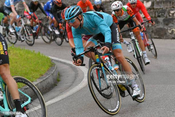 Jan Hirt of Czech Republic and Astana Pro Team / during the 102nd Giro d'Italia 2019, Stage 18 a 222km stage from Valdaora to Santa Maria di Sala...