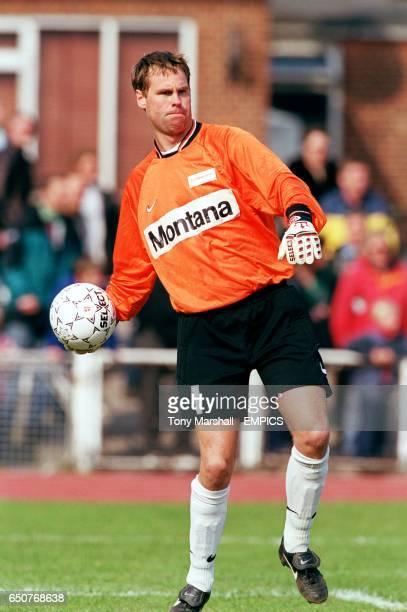 Jan Hoffmann AB goalkeeper