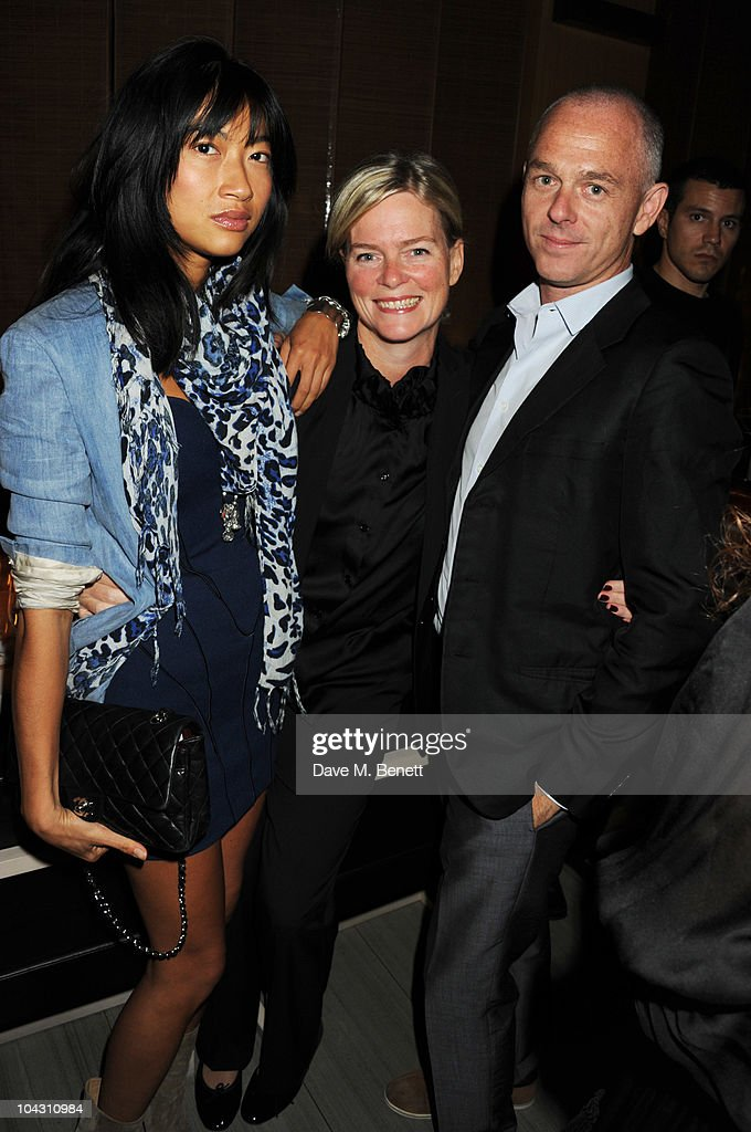 Jan Kennedy attends private dinner hosted by AnOther Magazine to celebrate the latest cover star Bjork at Sake No Hana on September 20, 2010 in London, England.