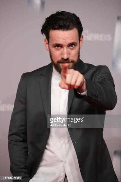 Jan Koeppen attends the German Television Award at Rheinterrasse on January 31, 2019 in Duesseldorf, Germany.