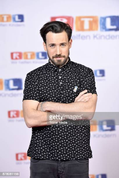Jan Koeppen attends the RTL Telethon 2017 on November 23, 2017 in Huerth, Germany.