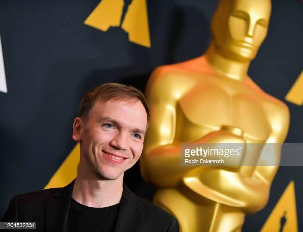 Jan Komasa attends Oscars Week International Feature Film at the Samuel Goldwyn Theater on February 06 2020 in Beverly Hills California