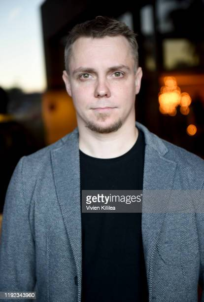 Jan Komasa attends Shortlisted Best International Feature Film Panel at the 31st Annual Palm Springs International Film Festival on January 6 2020 in...