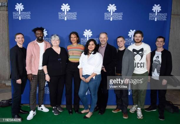 Jan Komasa Ladj Ly Kathleen McInnis Mati Diop artistic director of the Palm Springs International Film Festival Liliana Rodriguez V‡clav Marhoul...