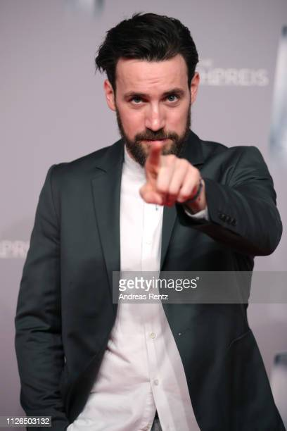 Jan Köppen attends the German Television Award at Rheinterrasse on January 31, 2019 in Duesseldorf, Germany.