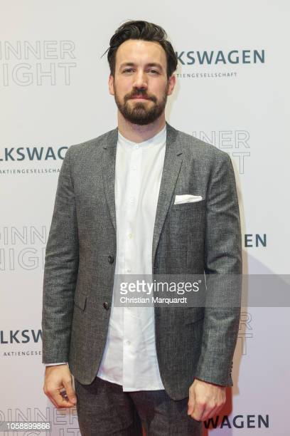 Jan Köppen attends the Volkswagen Dinner Night at DRIVE Volkswagen Group Forum on November 07, 2018 in Berlin, Germany.