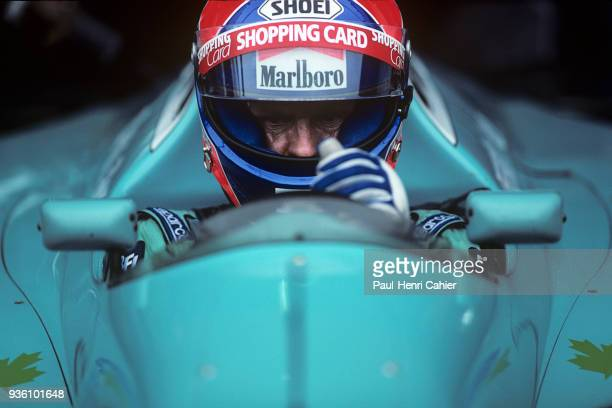 Jan Lammers MarchIlmor CG911B Grand Prix of Japan Suzuka Circuit 25 October 1992