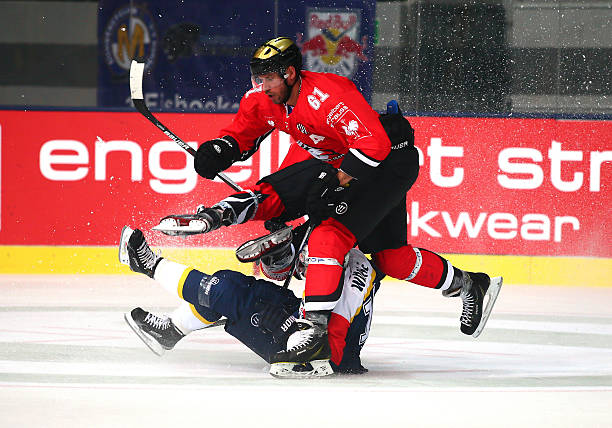 DEU: Red Bull Munich v Orli Znojmo - Champions Hockey League