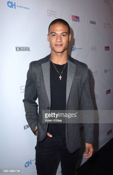 Jan Luis Castellanos attends the 2nd Annual Childhelp Hollywood Heroes Benefit on November 13 2018 in Los Angeles California