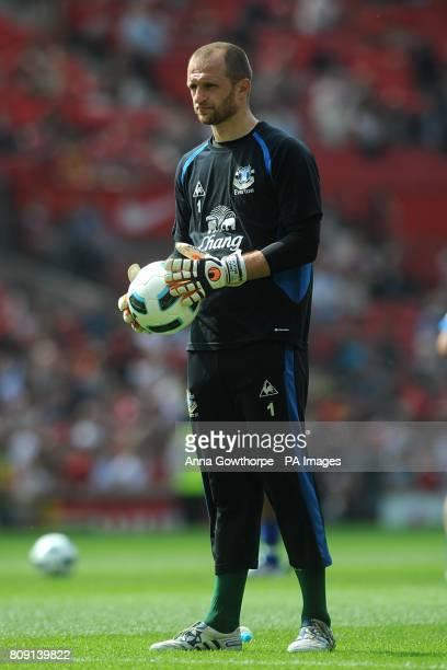 Jan Mucha Everton goalkeeper