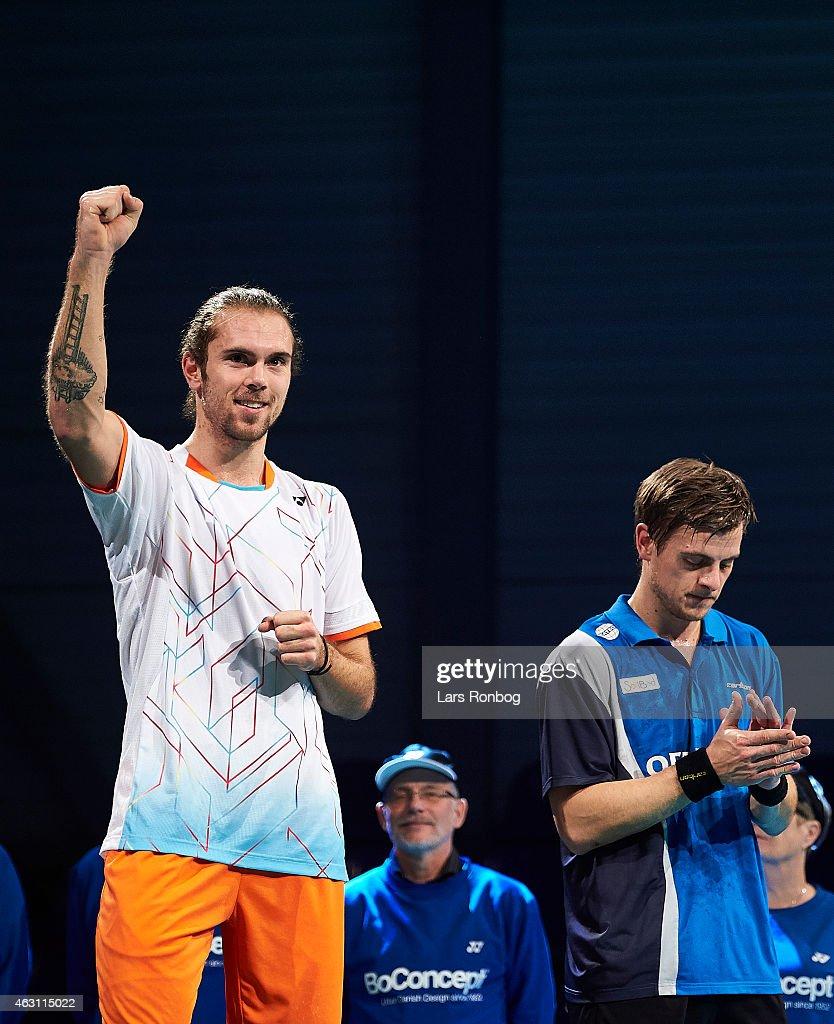 Danish Badminton Championships - Finals