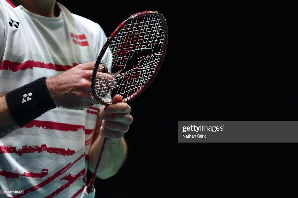 YONEX All England Open Badminton Championships - Day Two- 2017 : Fotografía de noticias