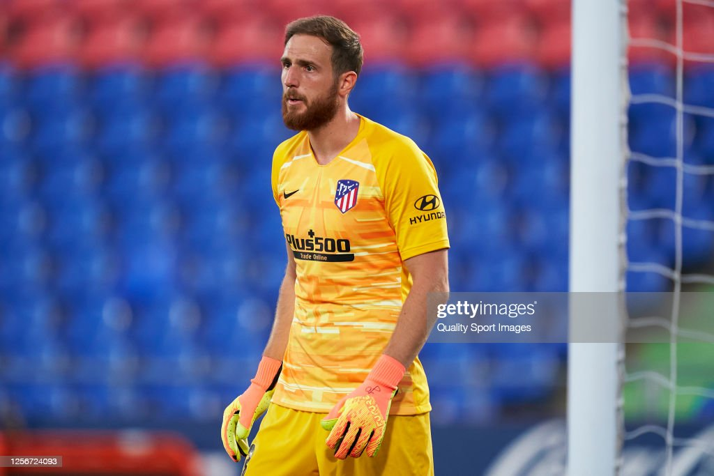 Getafe CF v Club Atletico de Madrid  - La Liga : News Photo