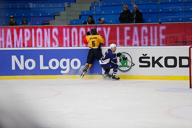 CZE: HC Pilsen  v HC Lugano - Champions Hockey League