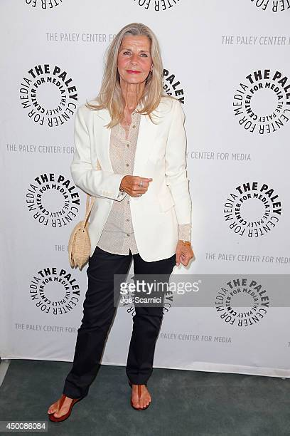 Jan Smithers arrives at The Paley Center For Media Hosts Baby If You've Ever Wondered A WKRP In Cincinnati Reunion at The Paley Center for Media on...