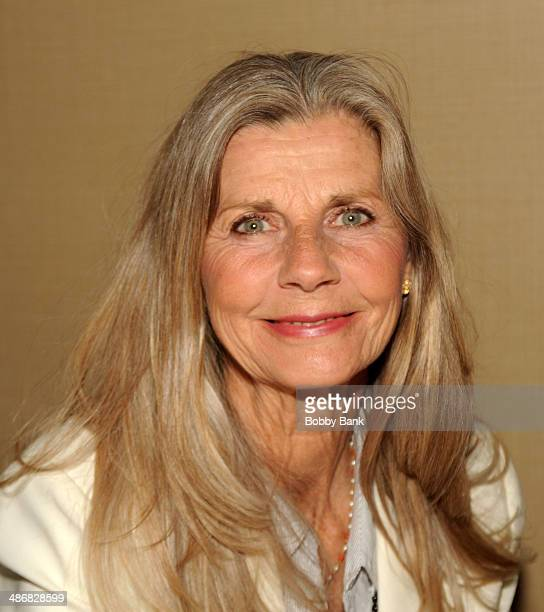 Jan Smithers attends the 2014 Chiller Theatre Expo at the Sheraton Parsippany Hotel on April 25 2014 in Parsippany New Jersey