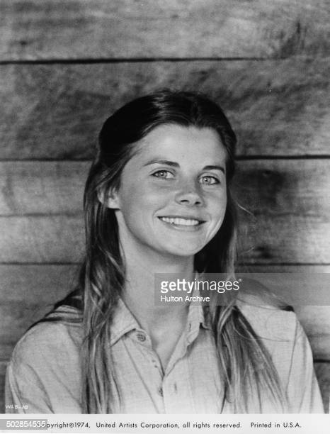 Jan Smithers poses for the United Artist movie Where the Lilies Bloom circa 1974