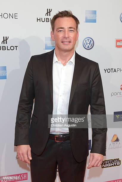 Jan Sosniok attends networking event Movie meets Media at Hotel Atlantic on December 2 2013 in Hamburg Germany