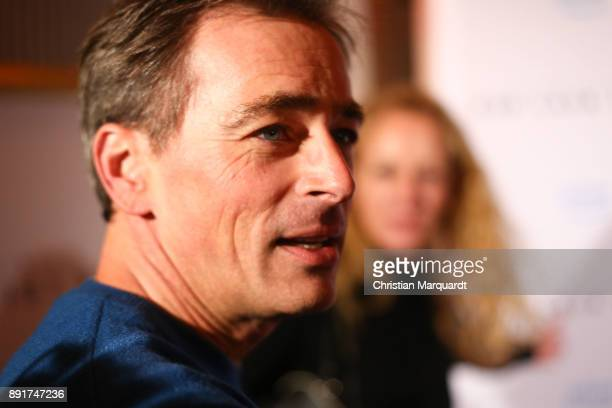 Jan Sosniok attends the photo call of the 'Der Lack ist ab' at Astor Film Lounge on December 13 2017 in Berlin Germany