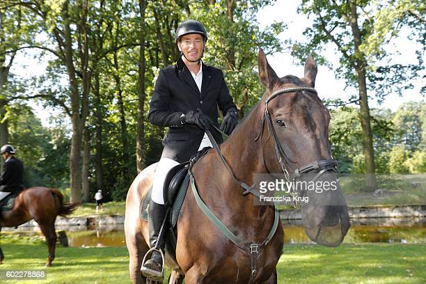 Jan Sosniok attends the Till Demtroders CharityEvent 'Usedom Cross Country' on September 10 2016 near Heringsdorf in Usedom Germany