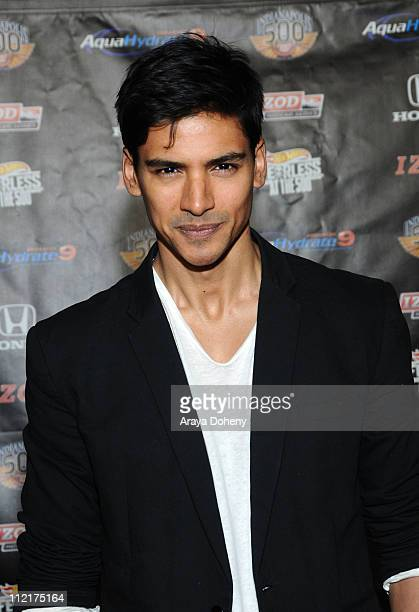 Jan Uddin attends the Hollywood Celebrates 100th Anniversary Of The Indianapolis 500 at The Colony on April 13 2011 in Los Angeles California