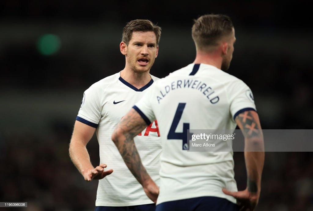 Tottenham Hotspur v Norwich City - Premier League : News Photo