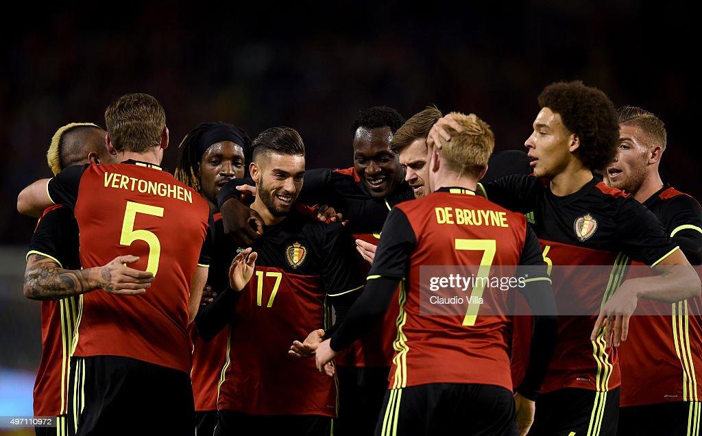 Belgium v Italy - International Friendly : Nachrichtenfoto