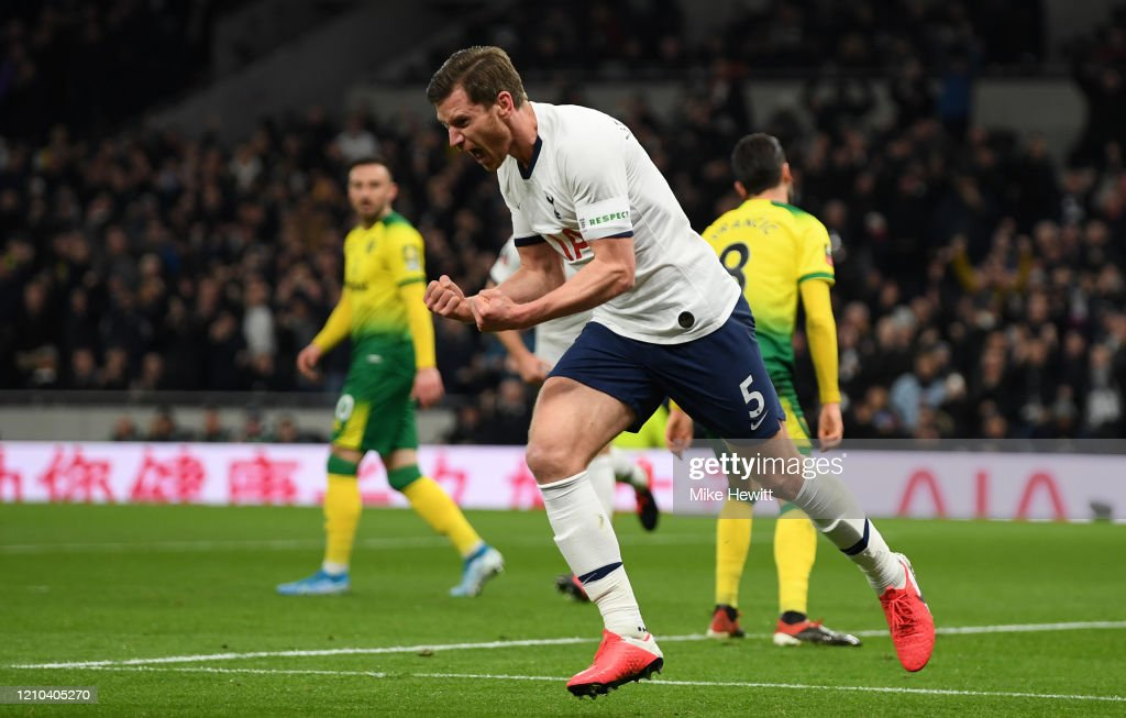 Tottenham Hotspur v Norwich City - FA Cup Fifth Round : ニュース写真