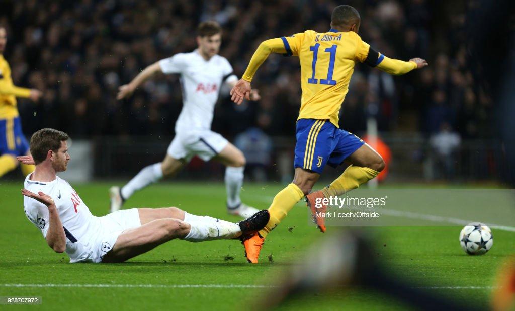 Tottenham Hotspur v Juventus - UEFA Champions League Round of 16: Second Leg