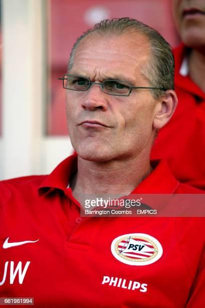 Jan Wouters PSV PSV Eindhoven assistant coach