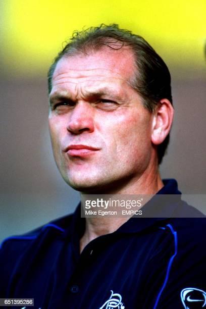 Jan Wouters Rangers Coach
