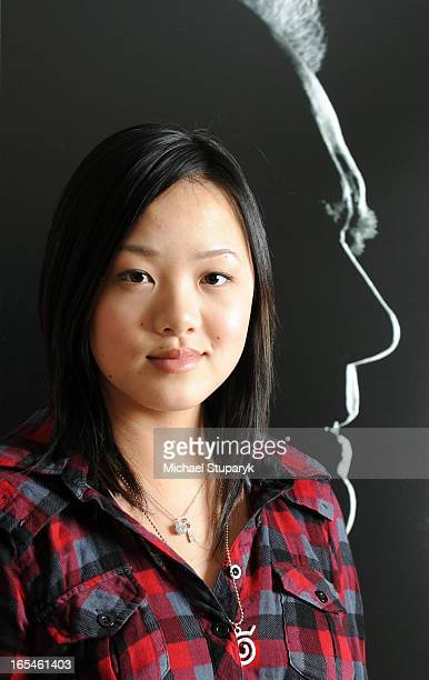 Jan23 2009 Ahney Her is a 16 year old actress from Lansing Michiganshe is in the movie Gran Torino with actor Clint Eastwood his profile is in the...