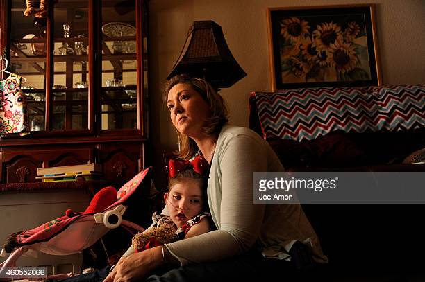 September 10: Janéa Cox director of the Flowering H.O.P.E. Foundation, and her daughter Haleigh who was diagnosed with Lennox Gastaux Syndrome, is...