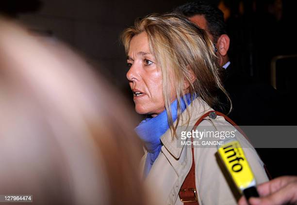 Jana Günter, daughter of Dieter Krombach, a German cardiologist convicted by abstentia by a French court in 1995 over the death of Kalinka Bamberski,...