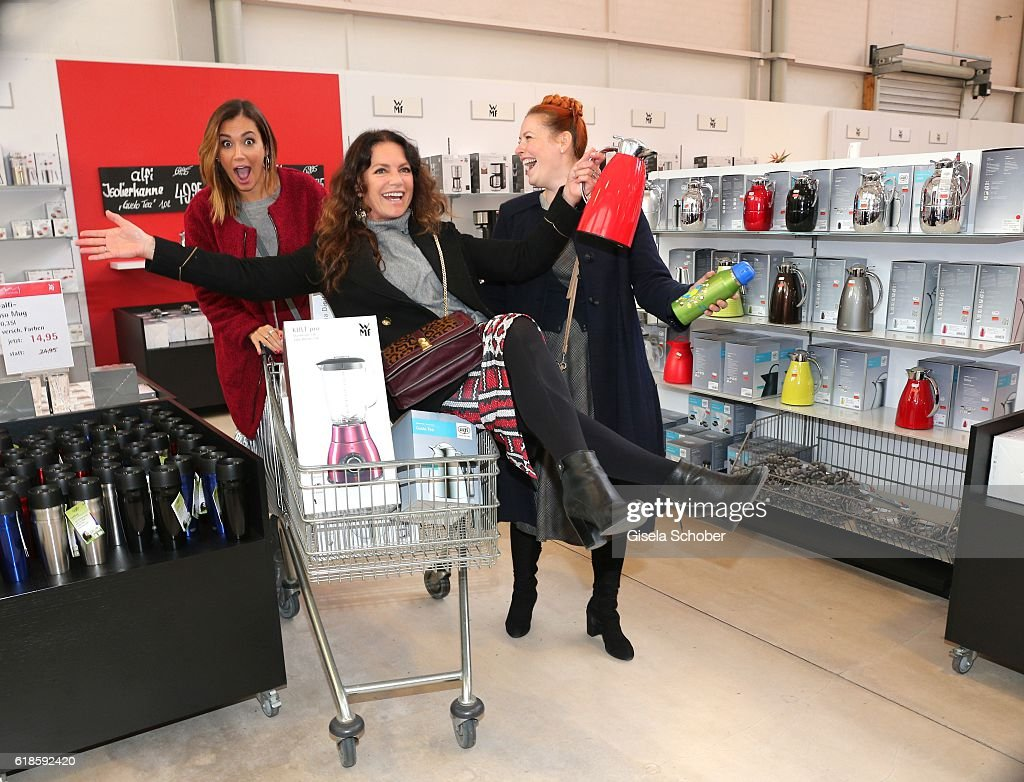 City Outlet Geislingen Opening : News Photo