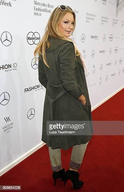 Sportalm Arrivals Mercedes Benz Fashion Week Berlin Autumn Winter