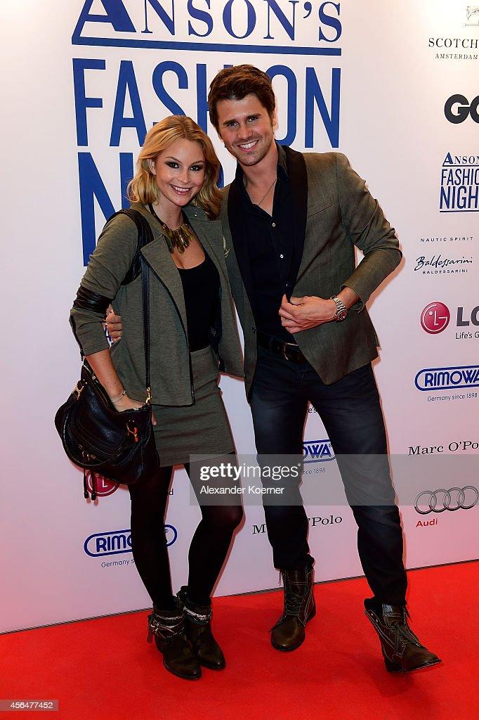 Ansons's Fashion Night In Hamburg