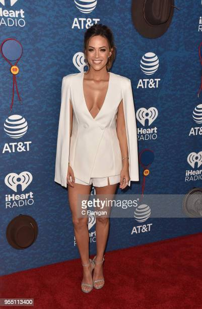 Jana Kramer attends the 2018 iHeartCountry Festival by ATT at The Frank Erwin Center on May 5 2018 in Austin Texas