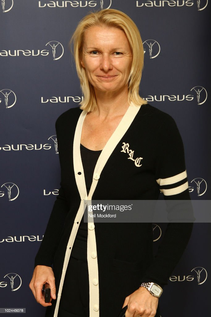 Martina Navratilova Hosts Party At The Westbury Mayfair Hotel