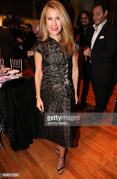 Jana Paquel attends the Luz de Luna Piano Violin and Dance Concert at Carnegie Hall on November 3 in New York City